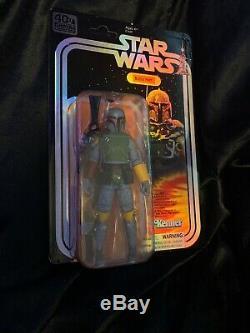 Hasbro San Diego Comic Con 2019 Exclusive Star Wars Boba Fett Black Series 6