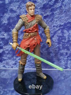 Hasbro Star Wars 2009 Loose Comic Pack Collection Ulic Qel-Droma Complete RARE