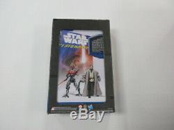 Hasbro Star Wars Visionaries Comic Pack Darth Maul & Uncle Owen Figure Set Nip