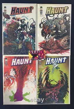 Haunt (2009) #1-28 Complete Set Image Comics McFarlane Kirkman Capullo