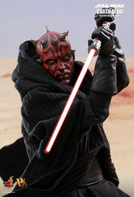Hot Toys Dx16 Star Wars Episode I The Phantom Menace Darth Maul 1/6 Figure