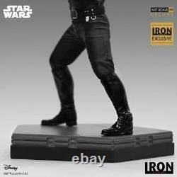 Iron Studios Luke Skywalker Jedi 110 CCXP Exclusive Figure Star Wars Statue