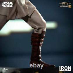 Iron Studios Obi Wan Kenobi Jedi Padawan 110 Figure Star Wars Episode I Statue