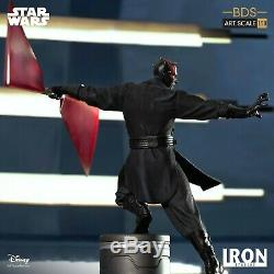 Iron Studios Star Wars 1/10 art scale Darth Maul statue (in stock)