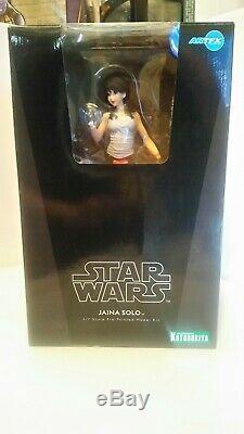 JAINA SOLO Star Wars ARTFX Bishoujo Statue Kotobukiya Figure