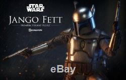 Jango Fett Exclusive Sideshow Premium Format #/750 Star Wars