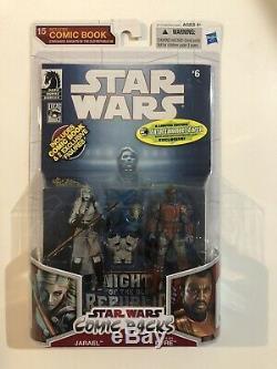 Jarael Rohlan Dyre Star Wars Comic Packs 15 Legacy Entertainment Earth 3.75 inch