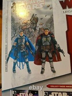 Jaster Mereel Montross STAR WARS Legacy Comic Packs Mandalorian #18 Open Season