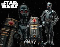 Kotobukiya Artfx+ Star Wars 0-0-0 & Bt- I Celebration Exclusive 1/10 Vinyl New