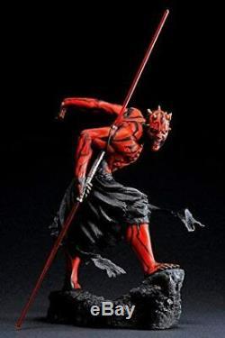 Kotobukiya Star Wars Darth Maul Japanese Ukiyo-E Style Artfx Statue PREORDER
