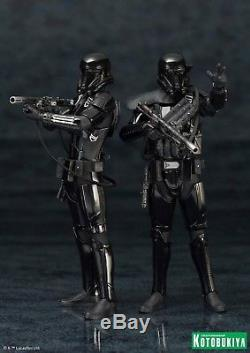 Kotobukiya Star Wars Death Trooper Two Pack Artfx+ Statue Figure NEW In Box