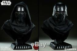 Kylo Ren Life Size Bust Sideshow Star Wars