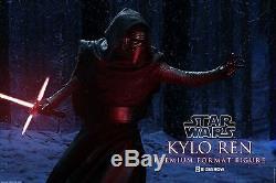 Kylo Ren Premium Format Statue Sideshow Star Wars Darth Vader