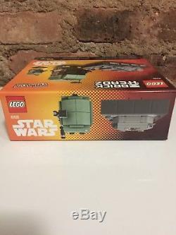 LEGO Brickheadz NYCC Exclusive 2017 Star Wars New York Comic Con Boba Fett Han