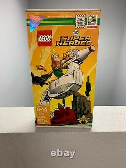 LEGO DC Comics 2018 SDCC Comic-Con Exclusive Aquaman and Storm 75996