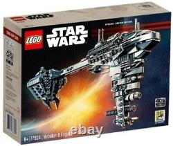 LEGO STAR WARS 2020 SDCC Comic Con Exclusive Nebulon-B Frigate 40th PREORDER