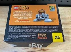 LEGO STAR WARS SDCC COMIC CON 2014 Exclusive The Ghost Starship #681 LE 1000