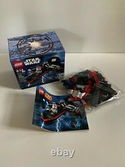 LEGO Star Wars JEK-14 Mini Stealth Starfighter Sample SDCC Comic Con