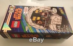 LEGO Star Wars SDCC Comic Con Exclusive 75512 Millennium Falcon Cockpit LIMITED