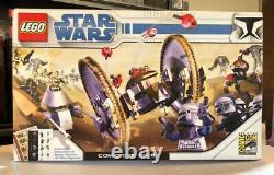 LEGO Star Wars The Clone Wars 2008 SDCC San Diego Comic-Con Clone Wars Set #7670