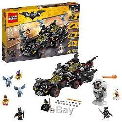 Lego DC Comics Uk 70917 The Ultimate Batmobile Brand New Unopened