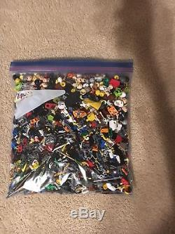 Lego lot Mindstorms Star Wars Technic Marvel Pneumatics City DC Comics 165+ lbs