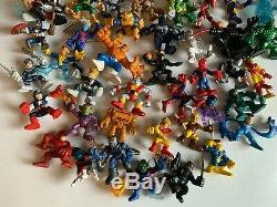 Lot Of 59 Imaginext Super Hero Squad DC Marvel Comics Star Wars Action Figures