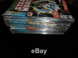 Lot Star Wars 1 à 42 + 1 HS Editions Delcourt comics / Atlas