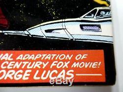 MARVEL Comics STAR WARS (1977) #1 Key 1st App DARTH VADER VF (8.0) Ships FREE