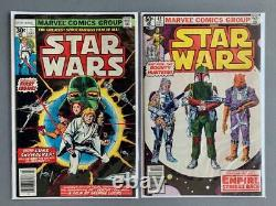 MARVEL STAR WARS Vintage Comic Books Lot 1977 Full Run 1-107 High Grade