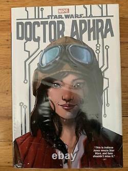 Marvel Comics STAR WARS DOCTOR APHRA OMNIBUS DM Variant Cover 2021