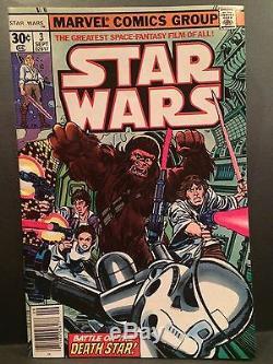 Marvel Comics Star Wars #3 Battle On The Death Star