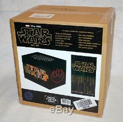 Marvel Comics Star Wars Box Set Slipcase Hardcovers NEW