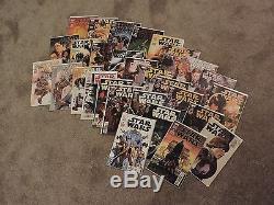 Marvel Star Wars 29 Comic lot 1-29, 2015 2017, Full Run, First Prints