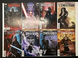 Marvel Star Wars Darth Vader 2020 Comic Lot 1-8 All 1st Print Inhyuk Lee -Pak