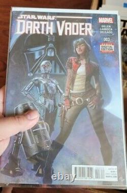 Marvel Star Wars Darth Vader Comic #3