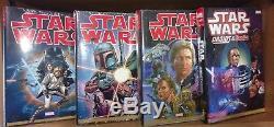 Marvel Star Wars the Original Years Driods Ewoks Omnibus Sealed HC lot set 1 2 3