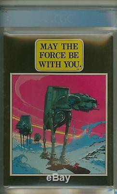 Marvel Super Special #16 CGC 9.6 1980 Boba Fett! Predates Star Wars #42! 318 cm
