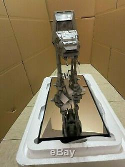 Master Replicas Star Wars AT-AT Imperial Walker Limited 568/1000 - NEW