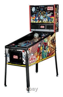 NEW Stern Star Wars The Pin Comic Edition Pinball Machine Home Edition