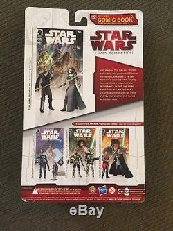 NIB Star Wars Republic Comic Packs T'ra Saa and Tholme