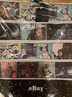 New Harveys Disney X Star Wars Medium Streamline Tote Comic Strip Purse In Hand