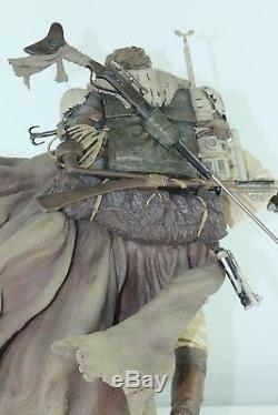 Obi Wan Ben Kenobi Star Wars Mythos Statue Sideshow Collectibles #484
