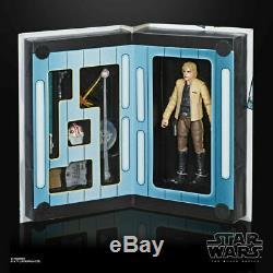 PREORDER Luke Skywalker Strikes Black Series German Comic Con Star Wars Hasbro
