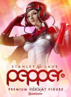 Pepper Premium Format Figure by Sideshow Collectibles Stanley Artgerm Lau