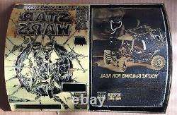 RARE 1982 STAR WARS MARVEL 1 COMIC BOOK PRINTING PLATE Howard Chaykin Tom Palmer