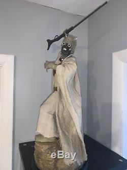 Rare Star Wars Tusken Raider Premium Format Exclusive Ex Statue