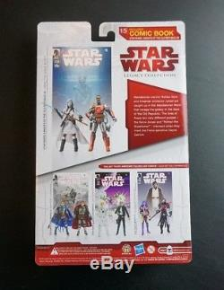 Rohlan Dyre Jarael STAR WARS Saga MOC Comic Pack Packs #15 #6