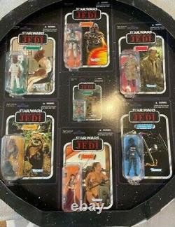 SDCC Comic Con Exclusive STAR WARS Revenge of the Jedi Death Star complete