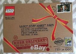 SDCC San Diego Comic Con LEGO Star Wars 7958 2011 Advent Calendar New 132 /1000
